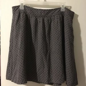 Skirt with pockets!
